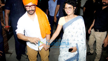 Aamir Khan's birthday bash for close friends and family