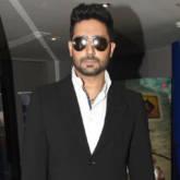 Abhishek Bachchan to star in Ram Gopal Varma's Arrest news