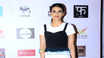Aditya Roy Kapur, Kriti Sanon, Huma Qureshi and many more grace the 'Khidkiyan' movie festival