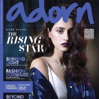 Disha Patani On The Cover Of Adorn, Mar 2017