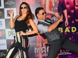 Akshay Kumar Teaches Tu Cheez Badi Hai Mast Mast Moves To Kiara & Mustafa