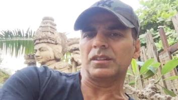 Akshay Kumar asks everyone to say no to open defecation