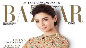 Check out: Alia Bhatt looks ethereal on Harper's Bazaar magazine cover
