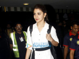 Anushka Sharma, Diljit Dosanjh and others return from Phillauri's promotions in Delhi