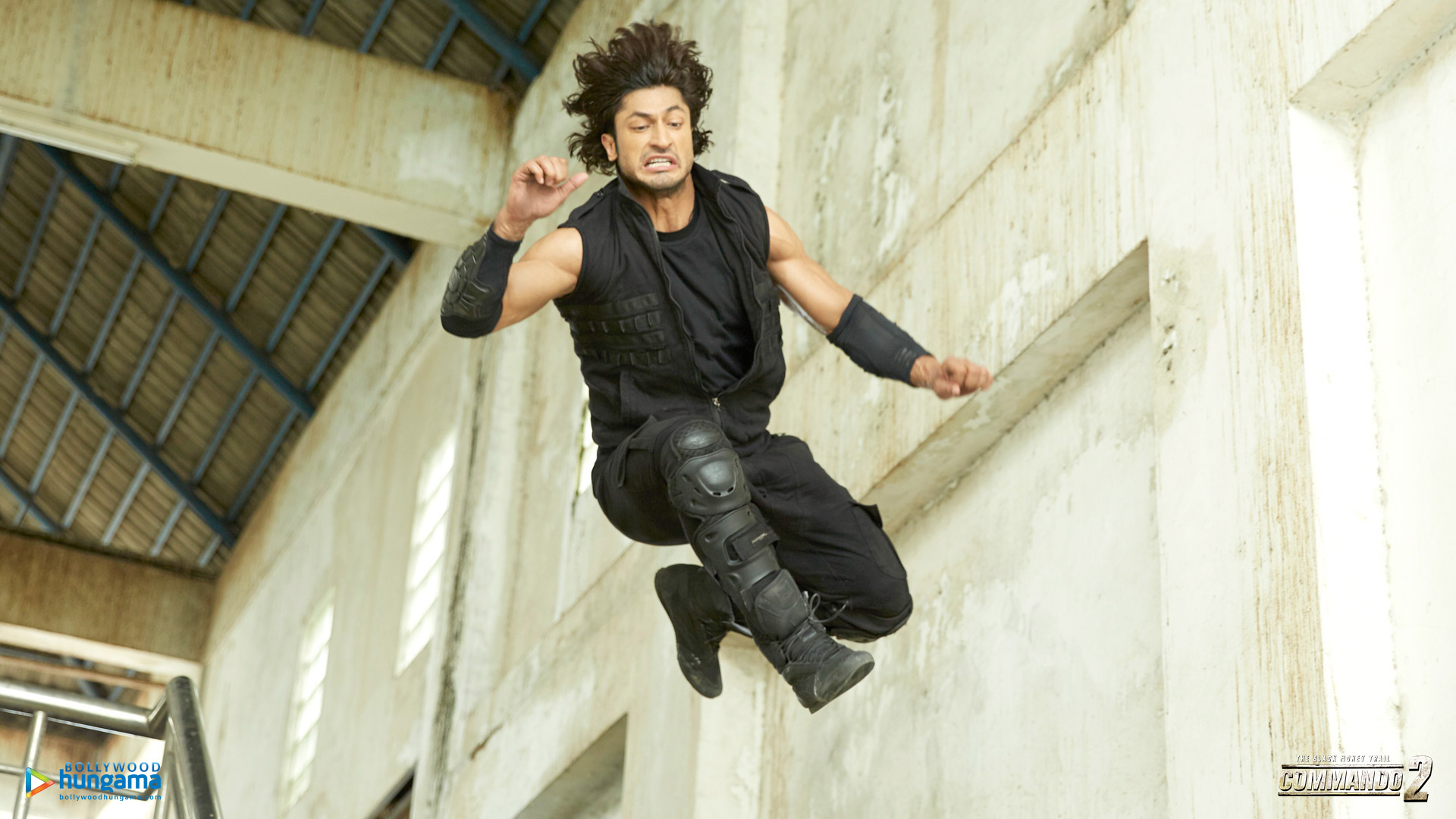 Commando 2 Wallpaper: Commando-2-1-5 - Bollywood