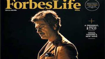Nawazuddin Siddiqui On The Cover Of Forbeslife