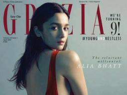 Alia Bhatt On The Cover Of Grazia