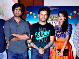 Javed Ali graces the trailer launch of the film 'Mukaddarpur Ka Majnu'