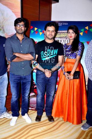 Javed Ali graces the trailer launch of the film 'Mukaddarpur Ka Majnu'