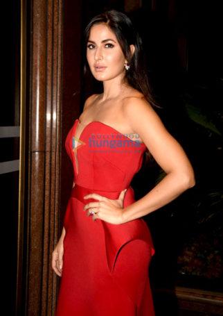 Katrina Kaif, Anushka Sharma, Shahid Kapoor, Varun Dhawan & Amitabh Bachchan at Hello! Hall of Fame Awards 2017