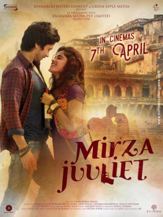 First Look Of The Movie Mirza Juuliet