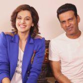 Naam Shabana Trailer Reaction; Taapsee Pannu & Manoj Bajpayee Discuss