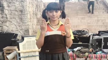 OMG! 30 year old Sayani Gupta plays 14 year old girl in Jagga Jasoos