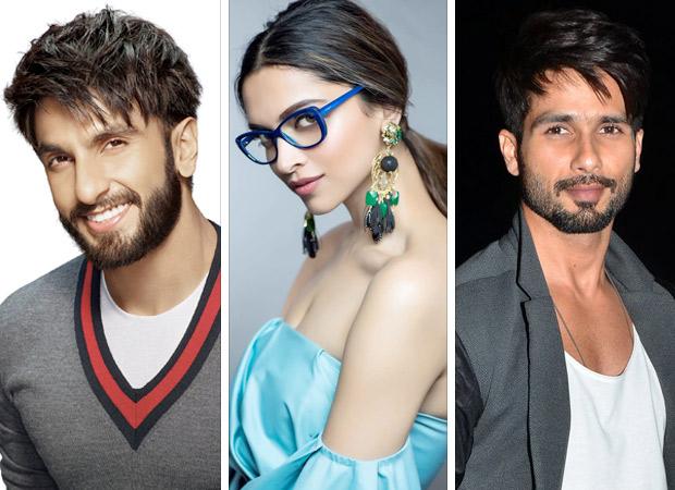 Ranveer Singh, Deepika Padukone, Shahid Kapoor say 'No' other projects until Padmavati finishes