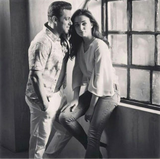 Salman Khan and Amy Jackson look stunning in Being Human's new campaign