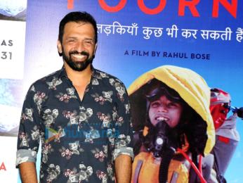 Special screening of the film 'Poorna'