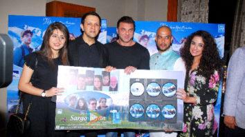 Trailer launch of the film 'Sargoshiyan'
