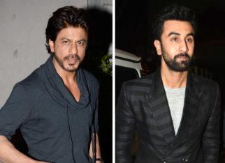 WOW! Shah Rukh Khan and Ranbir Kapoor visit Karan Johar's babies