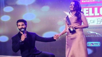 When Shahid Kapoor proposed to Mira on one knee
