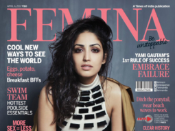 Yami Gautam On The Cover Of Femina