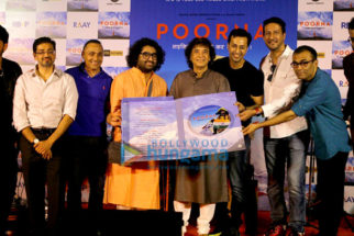 Zakir Hussain and Arijit Singh unveil Rahul Bose's 'Poorna' movie music album