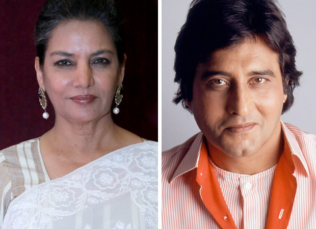 """""""I want to remember Vinod Khanna as he was - handsome, warm and considerate"""" - Shabana Azmi"""