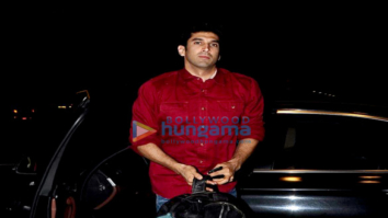Aditya Roy Kapur departs for Berlin