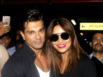 Bipasha Basu, Sohail Khan and others return from 'Dabang Concert Tour'