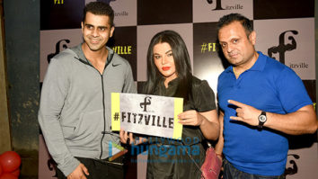 Celebs grace the launch of the gym Fitzville