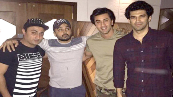 Check out: BFFs Ranbir Kapoor and Aditya Roy Kapur party all night