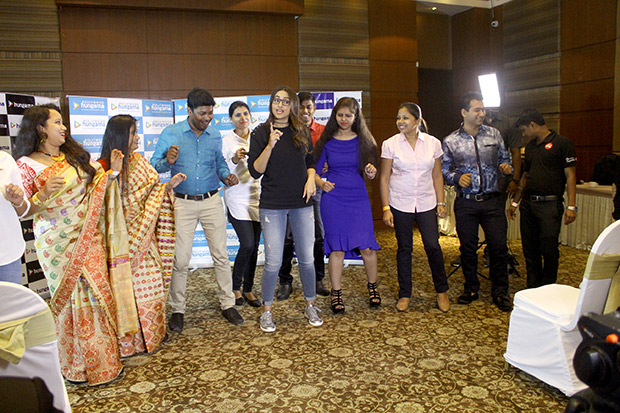 Check out Fans have a blast with Sonakshi Sinha at the Bollywood Hungama Meet N Greet-4