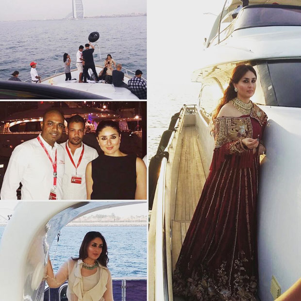 Check out: Kareena Kapoor Khan looks royal in a special photoshoot on a cruise