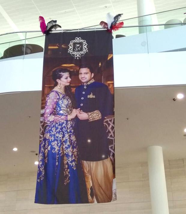 Dil Dhadakne Do style Sana Adel wedding kick-starts in Barcelona in style