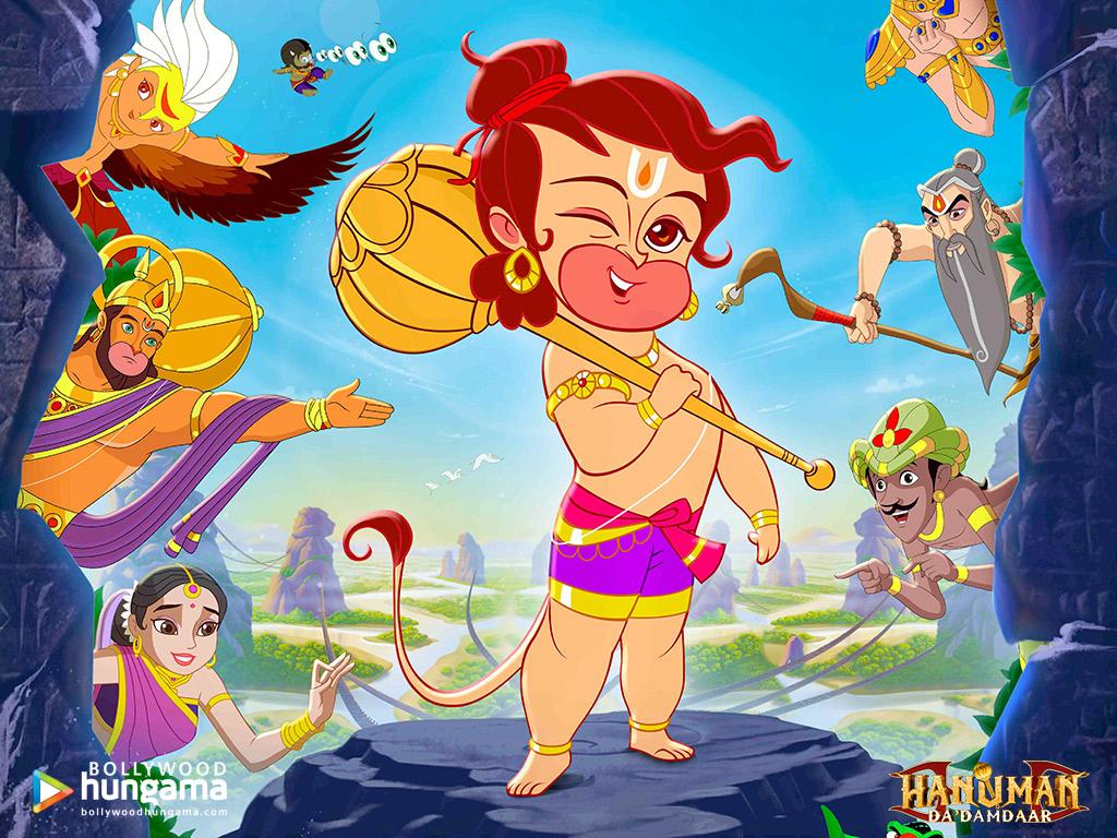 Hanuman Da Damdaar 2017 Wallpapers | hanuman-da-damdaar-113