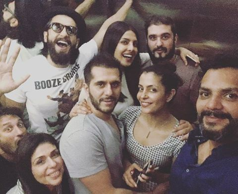 It's Dil Dhadakne Do reunion for Priyanka Chopra, Ranveer Singh and Zoya Akhtar2
