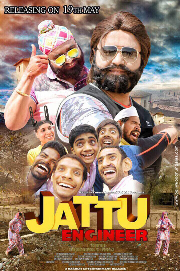 First Look From The Movie Jattu Engineer