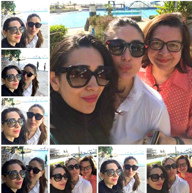 Kareena Kapoor Khan and Karisma Kapoor include their mom in their squad for lunch date