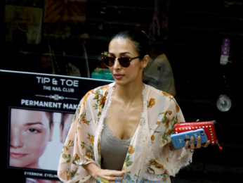 Malaika Arora Khan snapped in Bandra