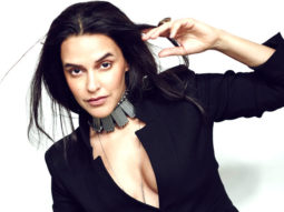 Neha-Dhupia-to-boss-around-Vidya-Balan-in