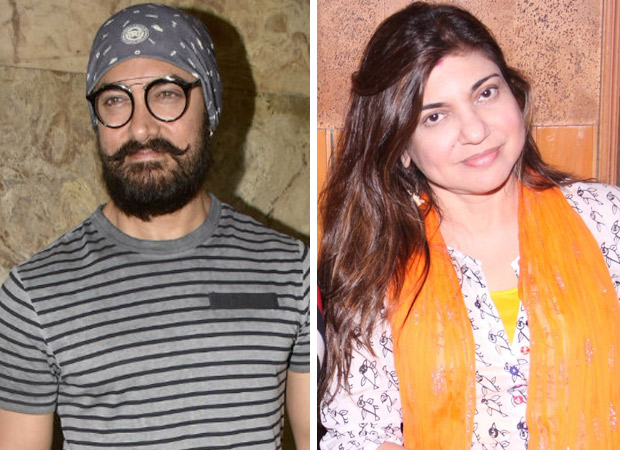 OMG! Alka Yagnik threw Aamir Khan out of the room because he was making her uncomfortable