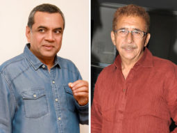 Paresh Rawal and Naseeruddin Shah team up for a film