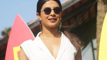 Priyanka Chopra confirms locking three Bollywood films during Baywatch trailer launch