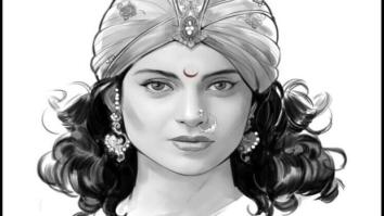 REVEALED Kangna Ranaut's look in Manikarnika - The Queen of Jhansi