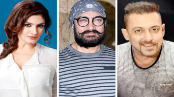 Raveena Tandon takes a dig on Aamir Khan and Salman Khan on working with younger actresses
