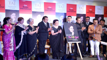 Salman Khan, Jackie Shroff, Imran Khan, Jeetendra, Waheeda Rehman, and others launch Asha Parekh's autobiography 'The Hit Girl'-1