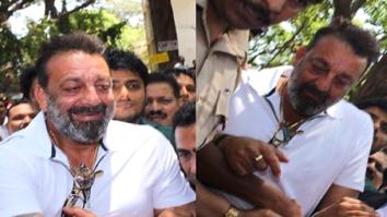 Sanjay Dutt appears in Andheri court; arrest warrant cancelled in regards to Shakeel Noorani case