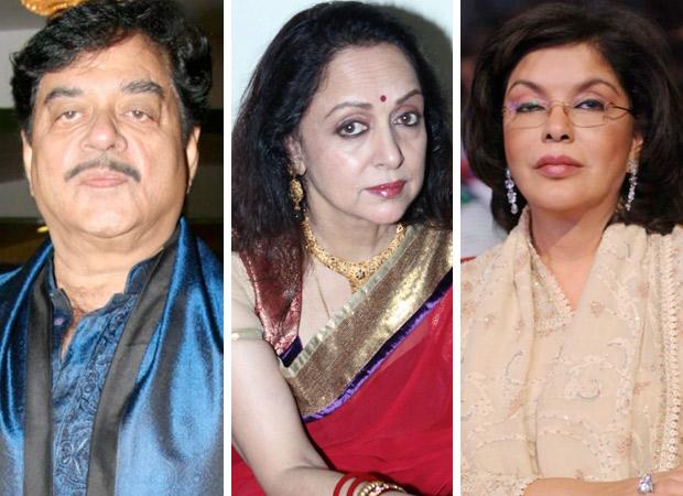 Shatrughan Sinha, Hema Malini, Zeenat Aman mourn the loss of Vinod Khanna