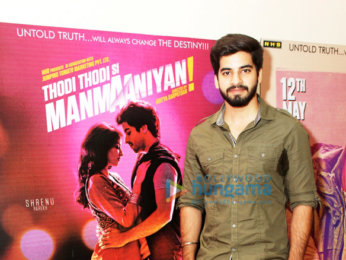 Teaser launch of Thodi Thodi Si Manmaaniyan