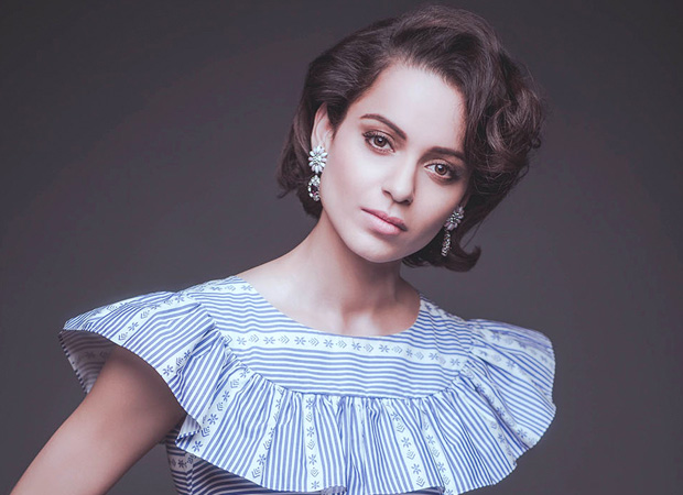 This is Kangna Ranaut's befitting reply to a question about nepotism