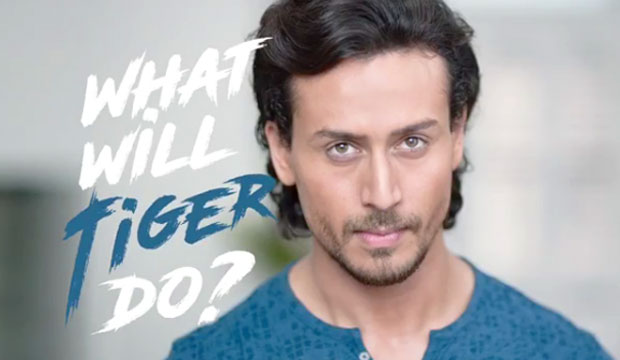 Tiger Shroff reveals his action side in this commercial and it is amazing! features